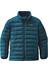 Patagonia Boys Down Sweater Deep Sea Blue